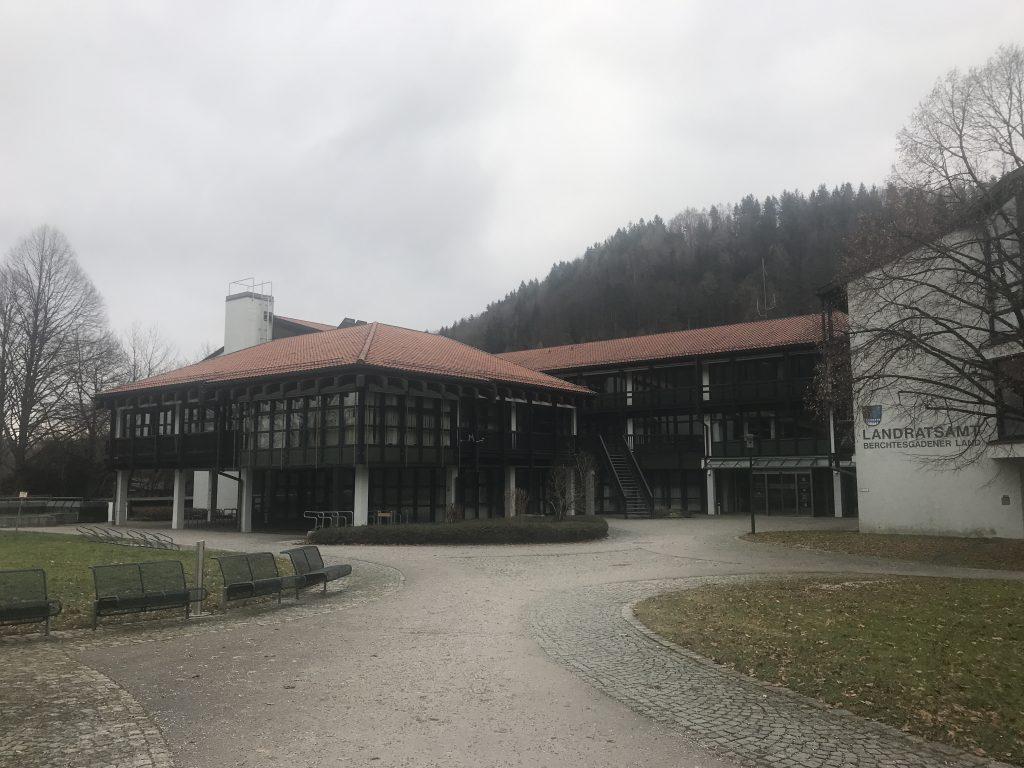 Landratsamt Berchtesgadener Land - Dienstgebäude